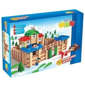 قلعه جنگلی 325 قطعه تک توی
