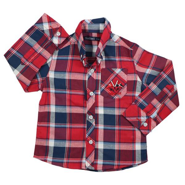 انواع پیراهن و شومیز پسرانه را از نی نی بازار بخرید.