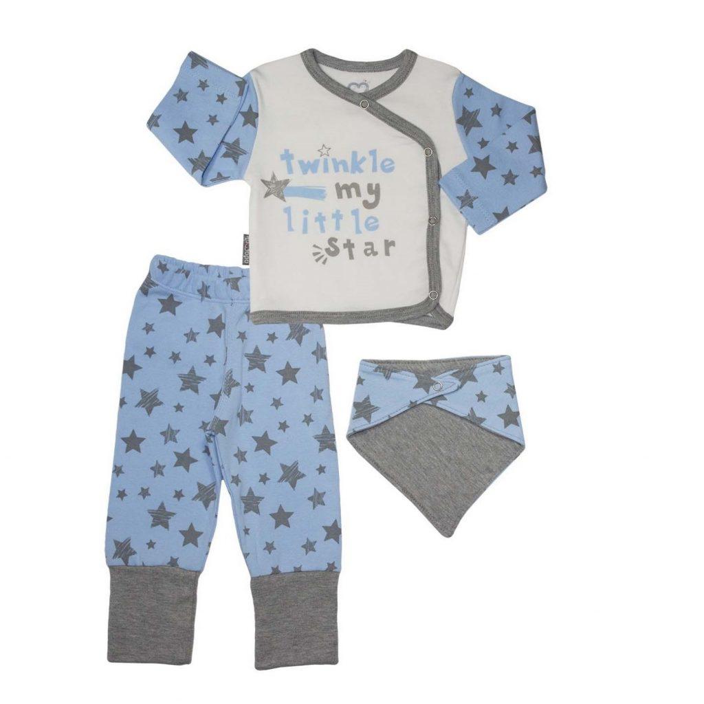 انواع ست چند تکه لباس نوزاد نی نی بازار