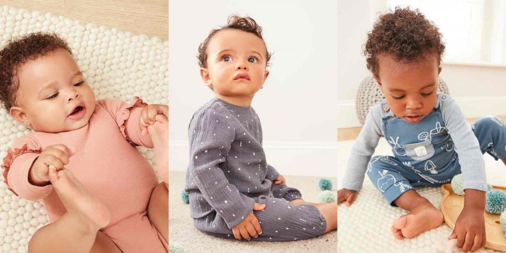 جنس لباس نوزاد مناسب چیست؟