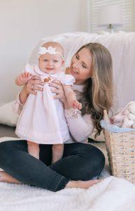 انواع لباس نوزادی؛ از پیراهن دخترانه تا لباس ساده و راحت در نی نی بازار