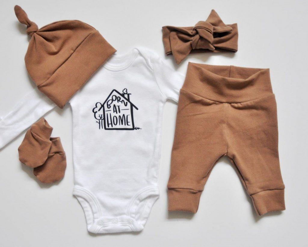 انواع لباس نوزادی در فروشگاه تخصصی نی نی بازار