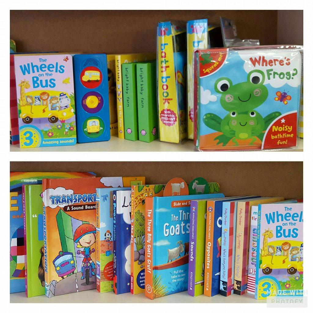 کتاب های بچه گانه تاثیر زیادی در رشد کودک شما دارند.
