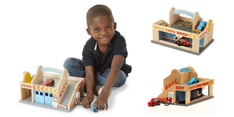 اندازه اسباب بازی ماشین فرزند خود را مناسب سن و نیاز او انتخاب کنید.