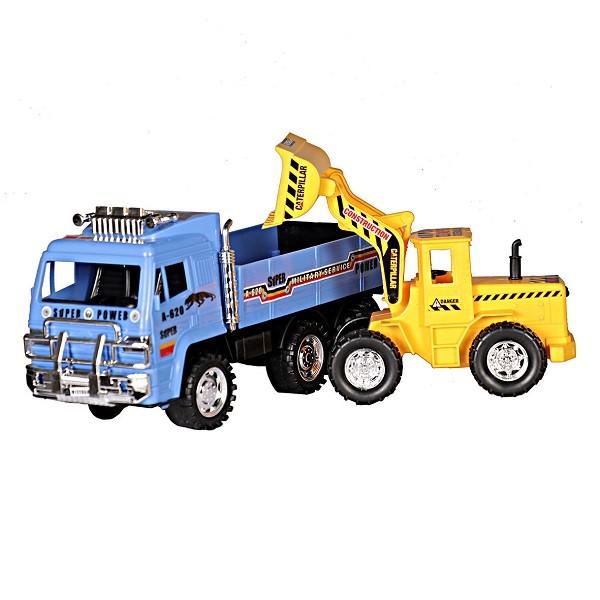 کامیون اسباب بازی جذاب را در انواع مختلف از نی نی بازار بخرید.