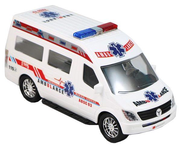 آمبولانس اسباب بازی را از نی نی بازار بخرید.