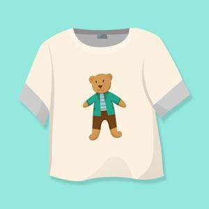 تی شرت آستین کوتاه پسرانه