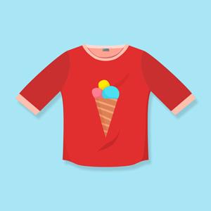 تی شرت آستین بلند دخترانه
