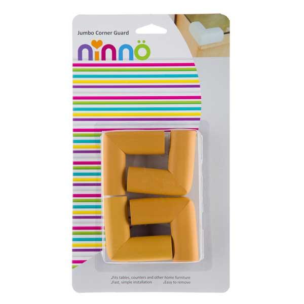 محافظ گوشه نینو مدل جامبو سایز کوچک بسته ۴ عددی