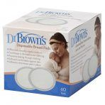 پد سینه ضد حساسیت دکتر براون