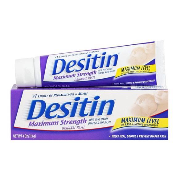 کرم سوختگی دسیتین (Desitin) حجم ۱۱۳ گرم