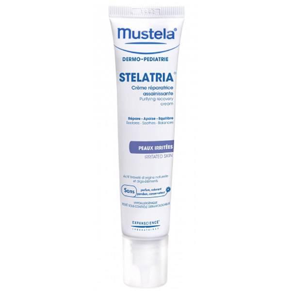 کرم استلاتریا ترمیم کننده پوست های آسیب دیده موستلا