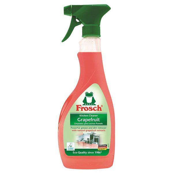 پاک کننده قوی لکه و چربی آشپزخانه گریپ فروت Frosch