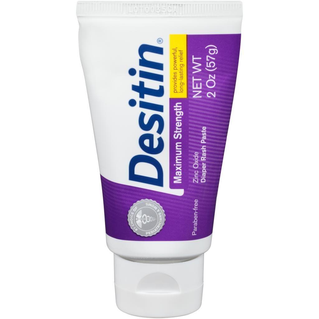 کرم پیشگیری و درمان سوختگی دسیتین Desitin حجم 75 گرم