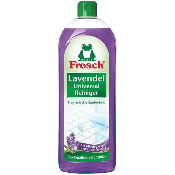 مایع پاک کننده عمومی اسطوخودوس آلمانی Frosch