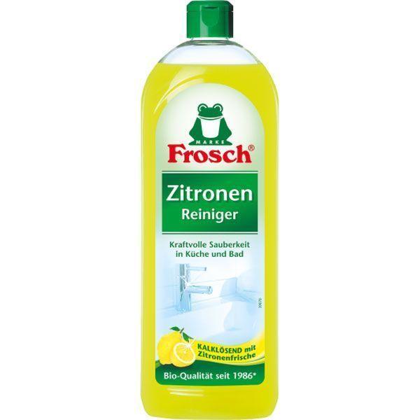 مایع پاک کننده لیمو آلمانی Frosch