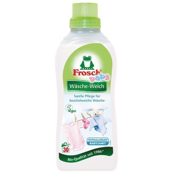 مایع نرم کننده حساس کودک آلمانی Frosch