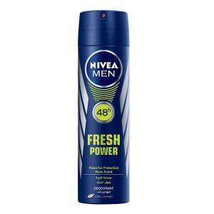 اسپری ضد تعریق مردانه نیوآ (Nivea) مدل Fresh Power