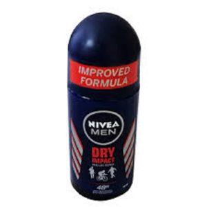 رول ضد تعریق مردانه نیوا (Nivea) مدل Dry Impact