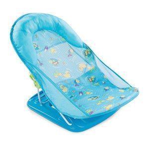 صندلی حمام  آسان شور نوزاد آبی سامر (Summer)