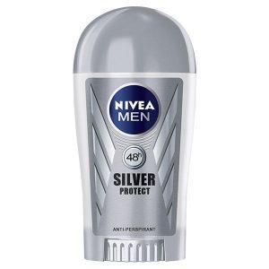 استیک ضد تعریق مردانه نیوآ (Nivea) مدل Silver Protect