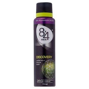 اسپری ضد تعریق مردانه ۴×۸ مدل Discovery