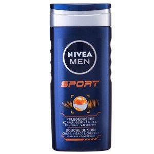 شامپو سر، صورت و بدن نیوآ (Nivea) مدل Sport