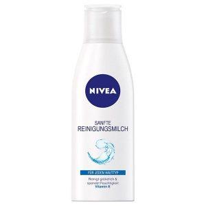 شیر پاک کن بازسازی کننده پوست معمولی نیوآ (Nivea)
