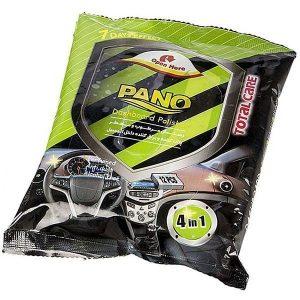 دستمال مرطوب پانو (PANO) مخصوص اتومبیل