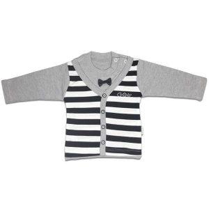 تی شرت پسرانه آستین بلند کوکالو (CoCaLo) طرح راه راه