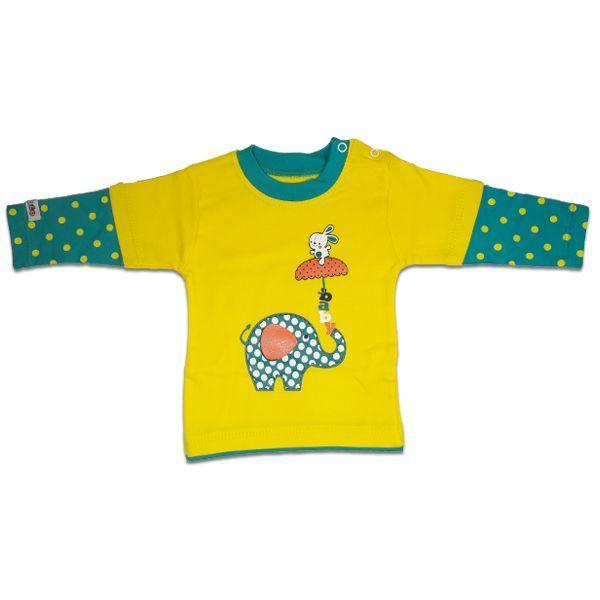 نوار بهداشتی مردانه تی شرت اسپرت آستین بلند کوکالو (CoCaLo) طرح فیل - فروشگاه ...