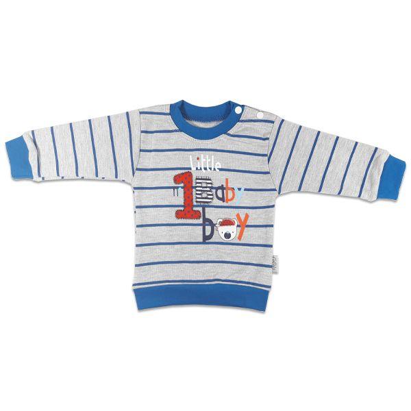 تی شرت پسرانه آستین بلند کوکالو طرح Baby Boy
