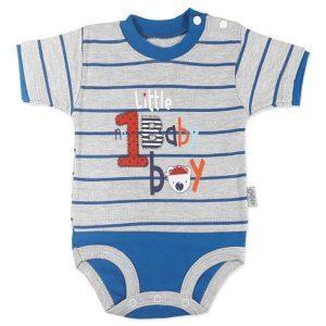بادی پسرانه آستین کوتاه کوکالو (CoCaLo) طرح Baby Boy