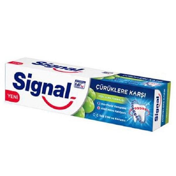 خمیر دندان سیگنال (Signal) ضد پوسیدگی و ضد حساسیت