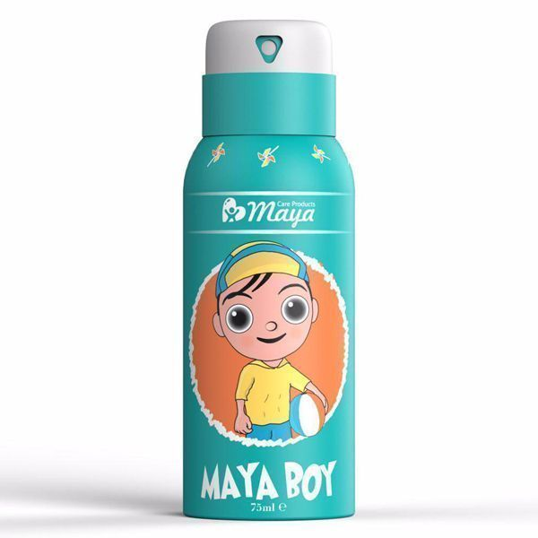اسپری بدن کودک مایا (Maya) مدل Boy