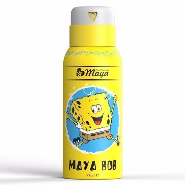 اسپری بدن کودک مایا (Maya) مدل Sponge Bob