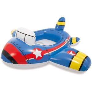 قایق بادی کودک اینتکس (INTEX) مدل هواپیما