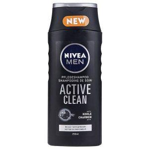 شامپو سر نیوآ (Nivea) مدل Active Clean