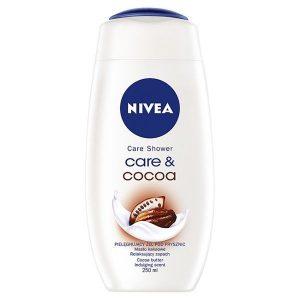 شامپو بدن کرمی نیوآ (Nivea) حاوی روغن کاکائو