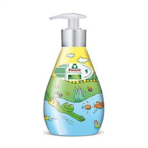 مایع دستشویی حساس کودک آلمانی 300 میلیلیتر Frosch