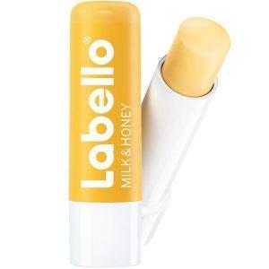 بالم لب لابلو (Labello) رایحه شیر و عسل
