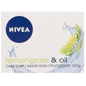 صابون زیبایی نیوآ مدل Lemongrass And Oil