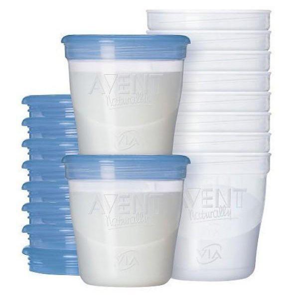 مخزن ذخیره سازی شیر مادر فیلیپس اونت بسته ۵ عددی