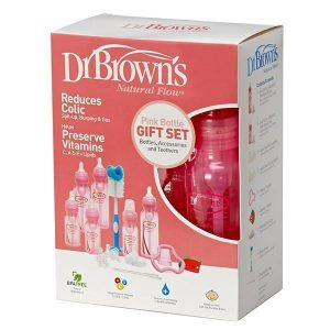 ست هدیه دخترانه دکتر براون (Dr Brown's)