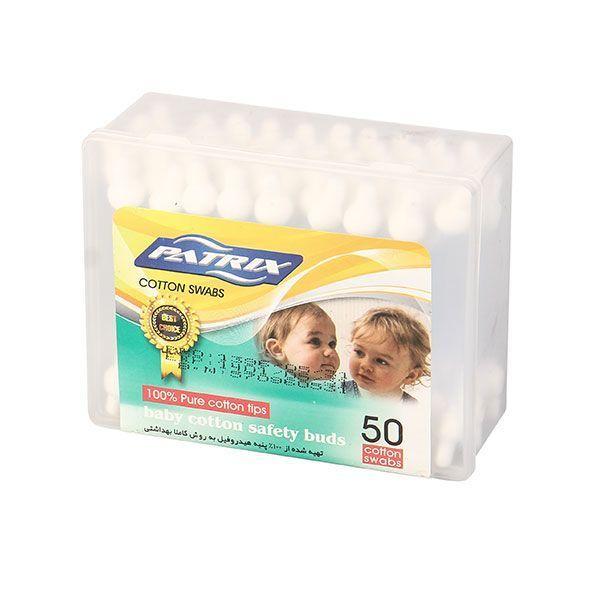 گوش پاک کن محافظ دار کودک پاتریکس (Patrix)