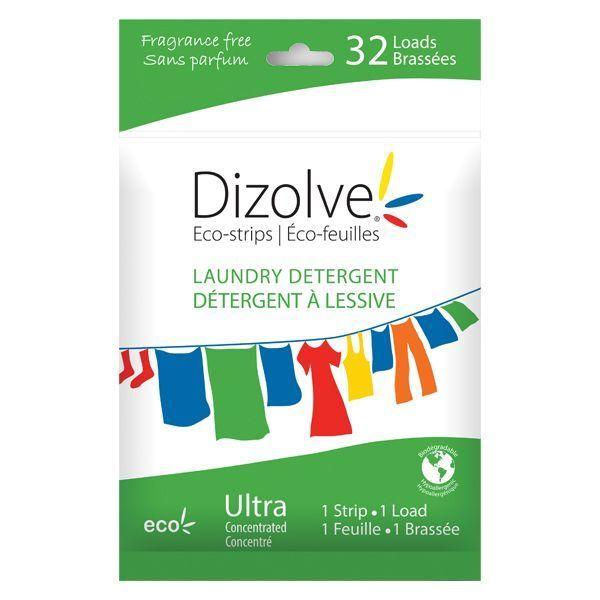 برگ لباسشویی دیزالو (Dizolve) بسته 32 عددی