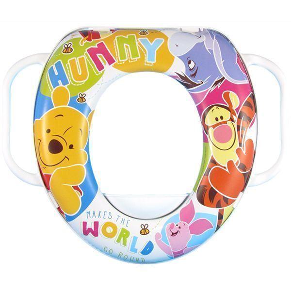 تبدیل توالت فرنگی کودک طرح Pooh