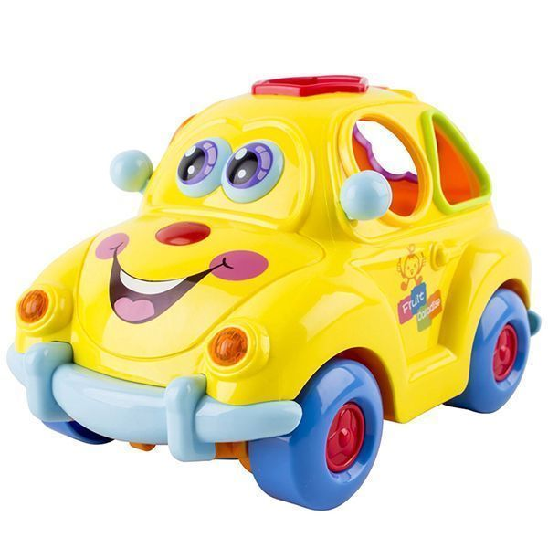 ماشین میوه ای موزیکال هولی تویز (Huile Toys) کد 516