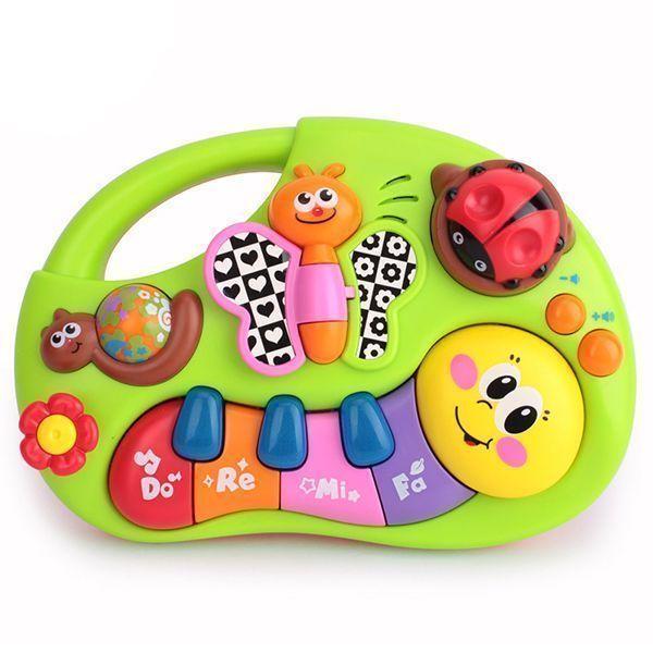 پیانو پروانه ای هولی تویز (Huile Toys) کد 927