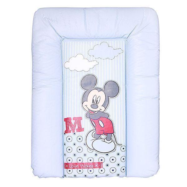 زیرانداز تعویض نوزاد طرح Mickey Mouse